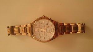 Citizen Reloj con pulsera metálica color oro