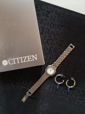 Citizen Ear Hoops grey
