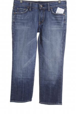 Citizens of Humanity 3/4 Jeans blau Casual-Look