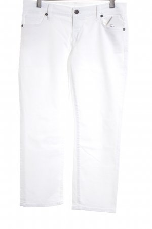 Citizens of Humanity 3/4 Jeans weiß Casual-Look