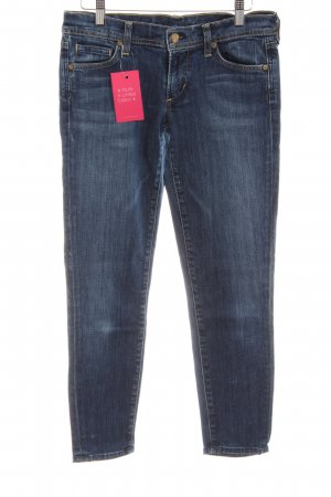 Citizens of Humanity 7/8 Jeans blau Business-Look