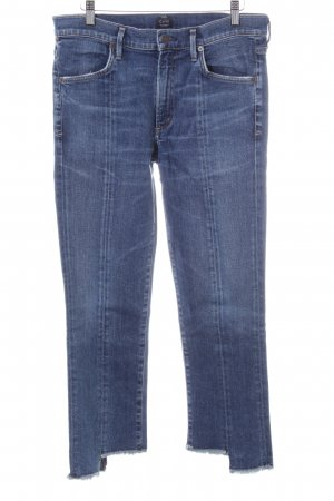 Citizens of Humanity 7/8 Jeans neonblau Casual-Look