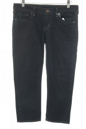 Citizens of Humanity 7/8 Jeans dunkelblau Casual-Look