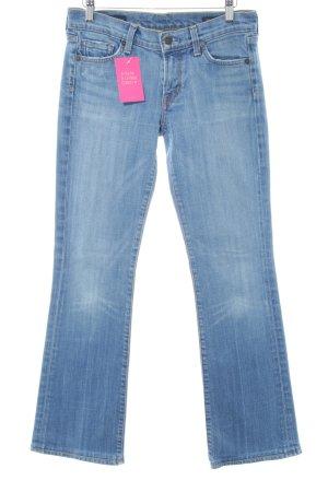 Citizens of Humanity Boot Cut Jeans blau-blassblau Casual-Look