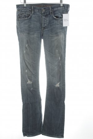 Citizens of Humanity Boot Cut Jeans blau Country-Look