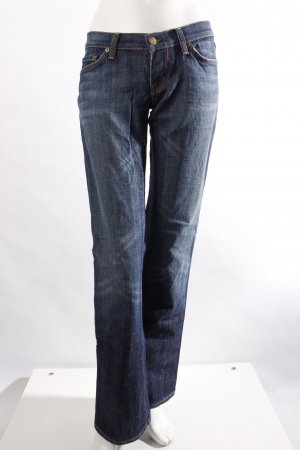 Citizens of Humanity Boot Cut Jeans dunkelblau