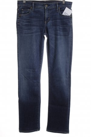 Citizens of Humanity Boot Cut Jeans graublau-blassblau Casual-Look
