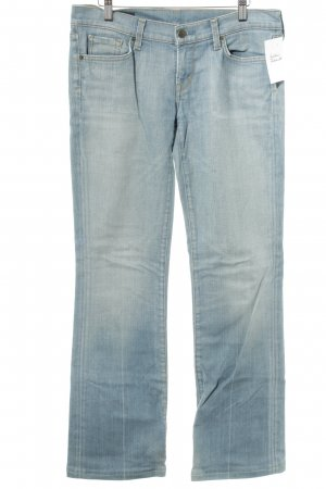 Citizens of Humanity Boot Cut Jeans himmelblau Casual-Look