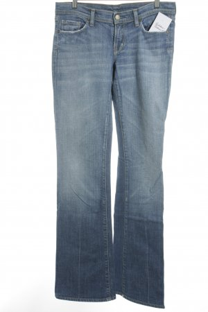 Citizens of Humanity Boot Cut Jeans himmelblau-kornblumenblau