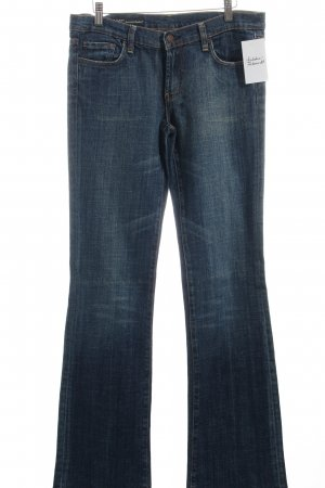 "Citizens of Humanity Boot Cut Jeans ""Kelly#001"" dunkelblau"