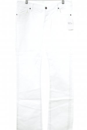 "Citizens of Humanity Boot Cut Jeans ""Kelly Stretch"" weiß"