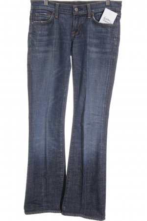 Citizens of Humanity Boot Cut Jeans kornblumenblau-dunkelblau