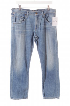 Citizens of Humanity Boyfriendjeans hellblau Street-Fashion-Look