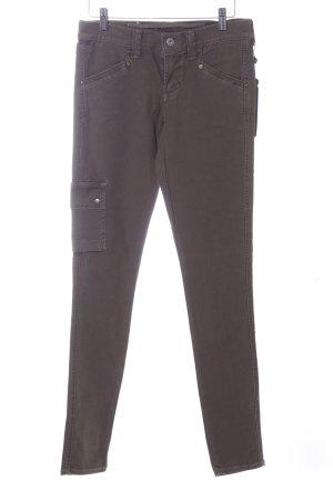 Citizens of Humanity Pantalone cargo grigio-verde stile casual