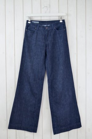 CITIZENS OF HUMANITY Damen Jeans Mod. Garbo Palazzo Pant Weites Bein Blau 28