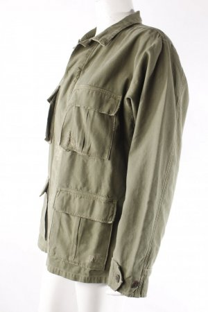 Citizens of Humanity Fieldjacket Used Look Khaki Jacke Größe M Military Jacket