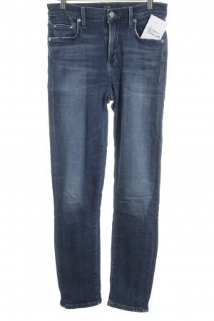 Citizens of Humanity Five-Pocket-Hose stahlblau Casual-Look