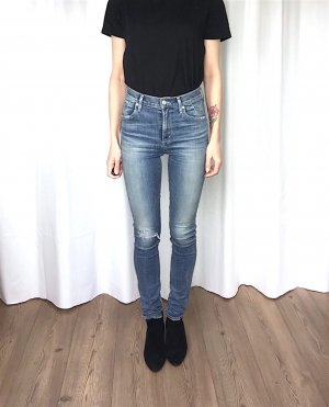 Citizens Of Humanity High Rise Carlie Premium Vintage Skinny Jeans cosy W25