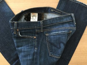 Citizens of Humanity Jeans Kelly W 27 dunkelblau Bootcut TOP!