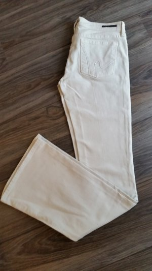 Citizens of Humanity Jeans Low Waist Bootcut * Gr. 27