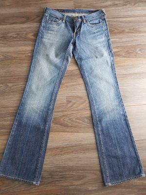 Citizens of Humanity Jeans bootcut bleu acier