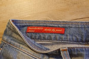 Citizens of Humanity Low Rise jeans blauw-azuur
