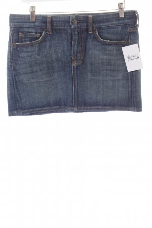 Citizens of Humanity Jeansrock blau Casual-Look