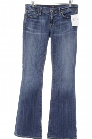 Citizens of Humanity Jeans a zampa d'elefante blu look pulito