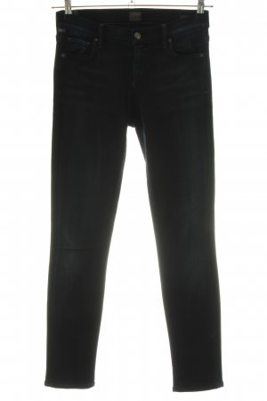 Citizens of Humanity Jeggings schwarz Casual-Look