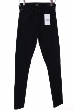 Citizens of Humanity Jeggings schwarz schlichter Stil