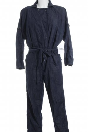 Citizens of Humanity Jumpsuit dunkelblau Jeans-Optik