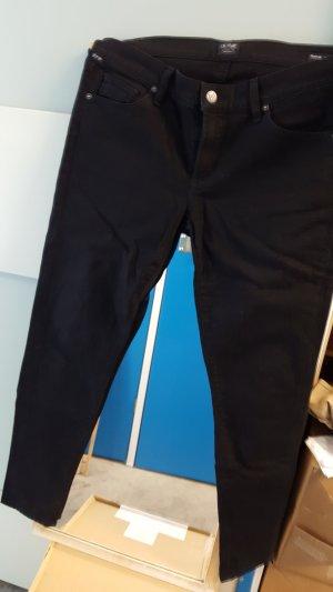 Citizens of Humanity Tube jeans zwart Katoen