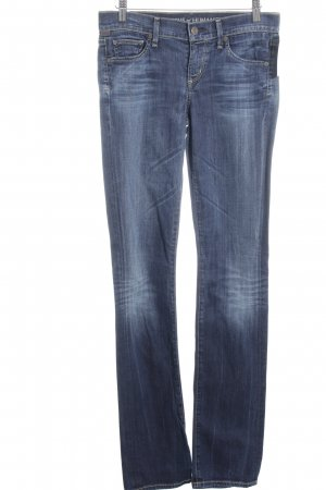 Citizens of Humanity Tube Jeans dark blue jeans look