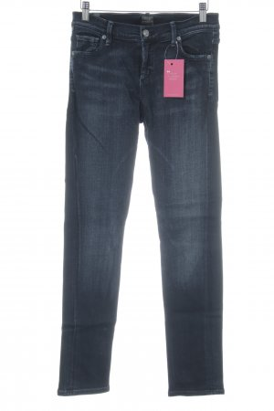 Citizens of Humanity Jeans a sigaretta blu scuro stile jeans