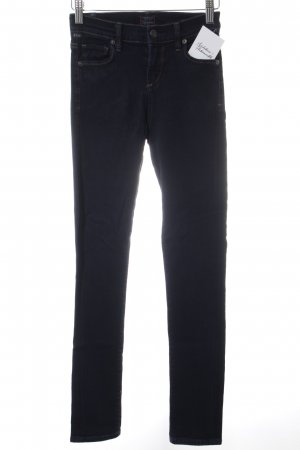 Citizens of Humanity Skinny Jeans dunkelblau Jeans-Optik