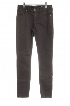 Citizens of Humanity Skinny Jeans dunkelgrün klassischer Stil