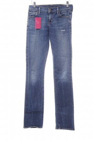 Citizens of Humanity Skinny Jeans graublau Casual-Look