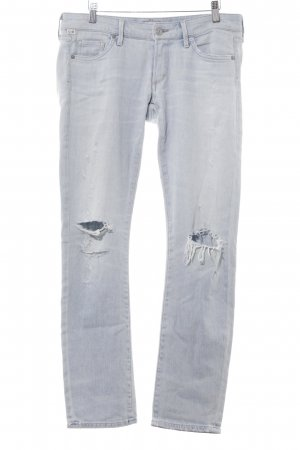 Citizens of Humanity Skinny Jeans hellblau Casual-Look