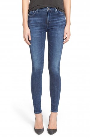 Citizens Of Humanity Skinny Jeans High Waist Blogger Cosy Trend 26