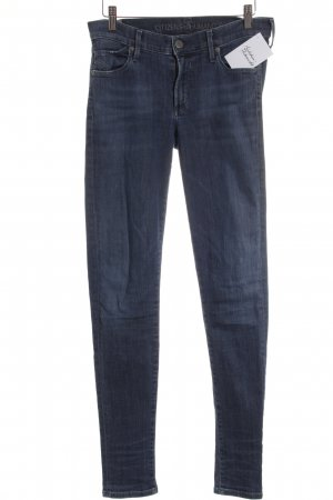 Citizens of Humanity Skinny Jeans stahlblau Casual-Look