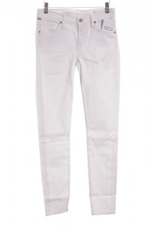 Citizens of Humanity Skinny Jeans wollweiß Business-Look