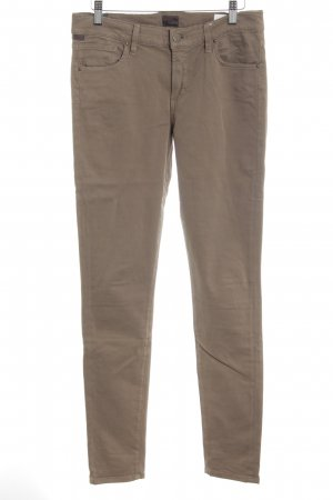 Citizens of Humanity Slim Jeans beige Casual-Look