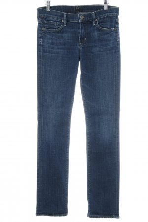 Citizens of Humanity Slim jeans blauw casual uitstraling