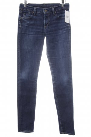 Citizens of Humanity Slim Jeans graublau Casual-Look