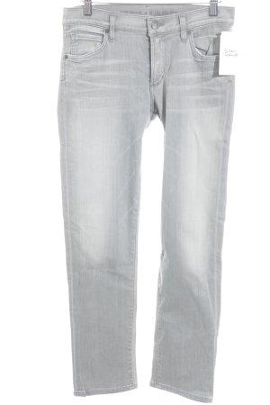 Citizens of Humanity Slim Jeans hellgrau Street-Fashion-Look