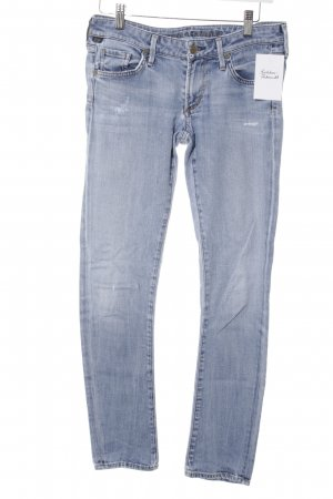 Citizens of Humanity Slim Jeans himmelblau Casual-Look