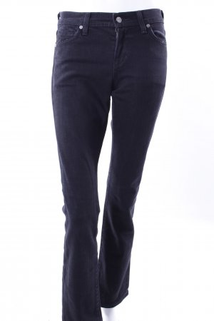 Citizens of Humanity Slim Jeans schwarz