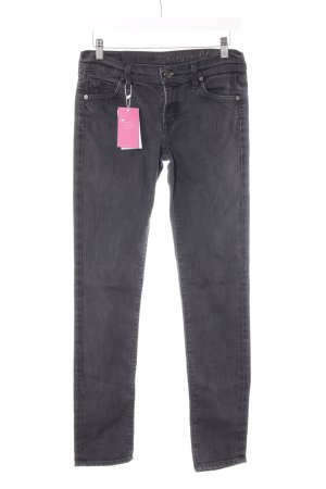 Citizens of Humanity Slim Jeans schwarz-dunkelgrau Street-Fashion-Look