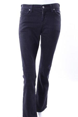Citizens of Humanity Slim Jeans schwarz