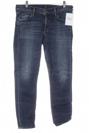 Citizens of Humanity Slim Jeans stahlblau Casual-Look